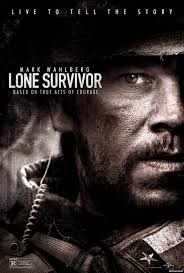 Movie poster for Lone Survivor.